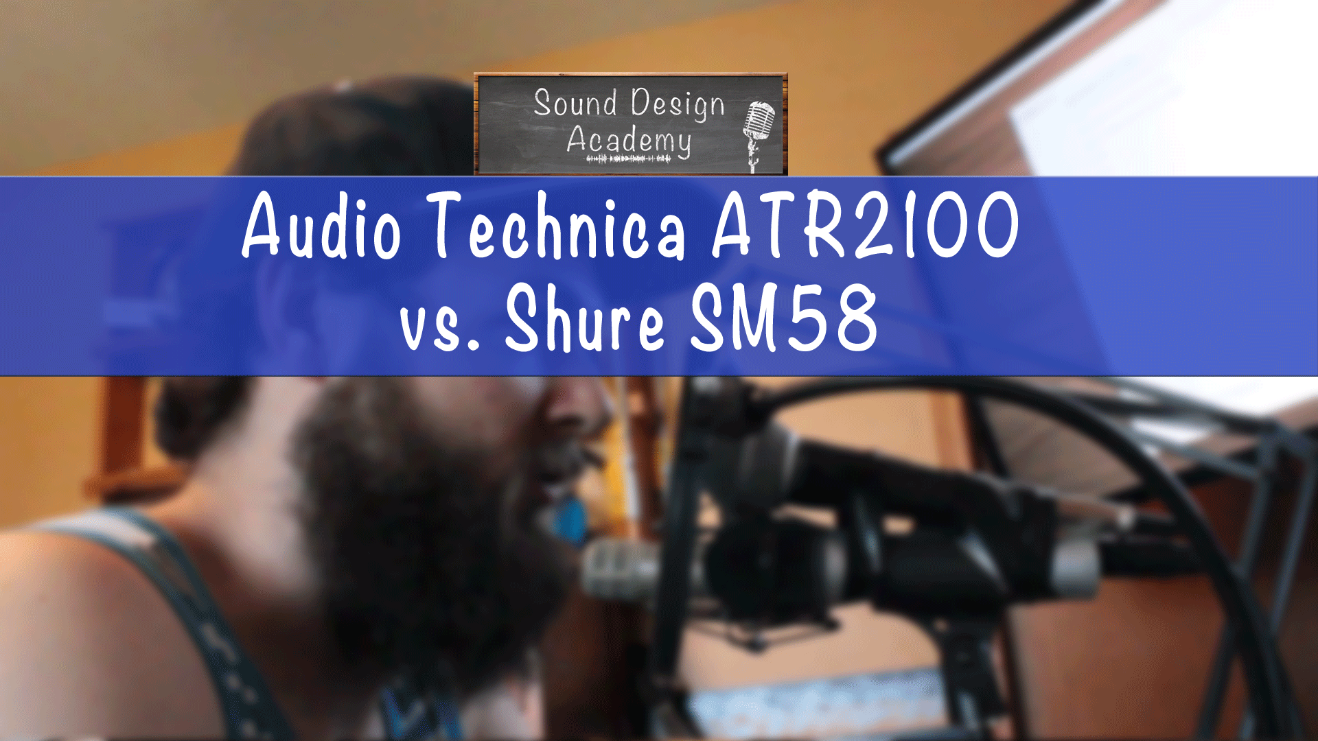 Audio Technica ATR2100 vs. Shure SM58