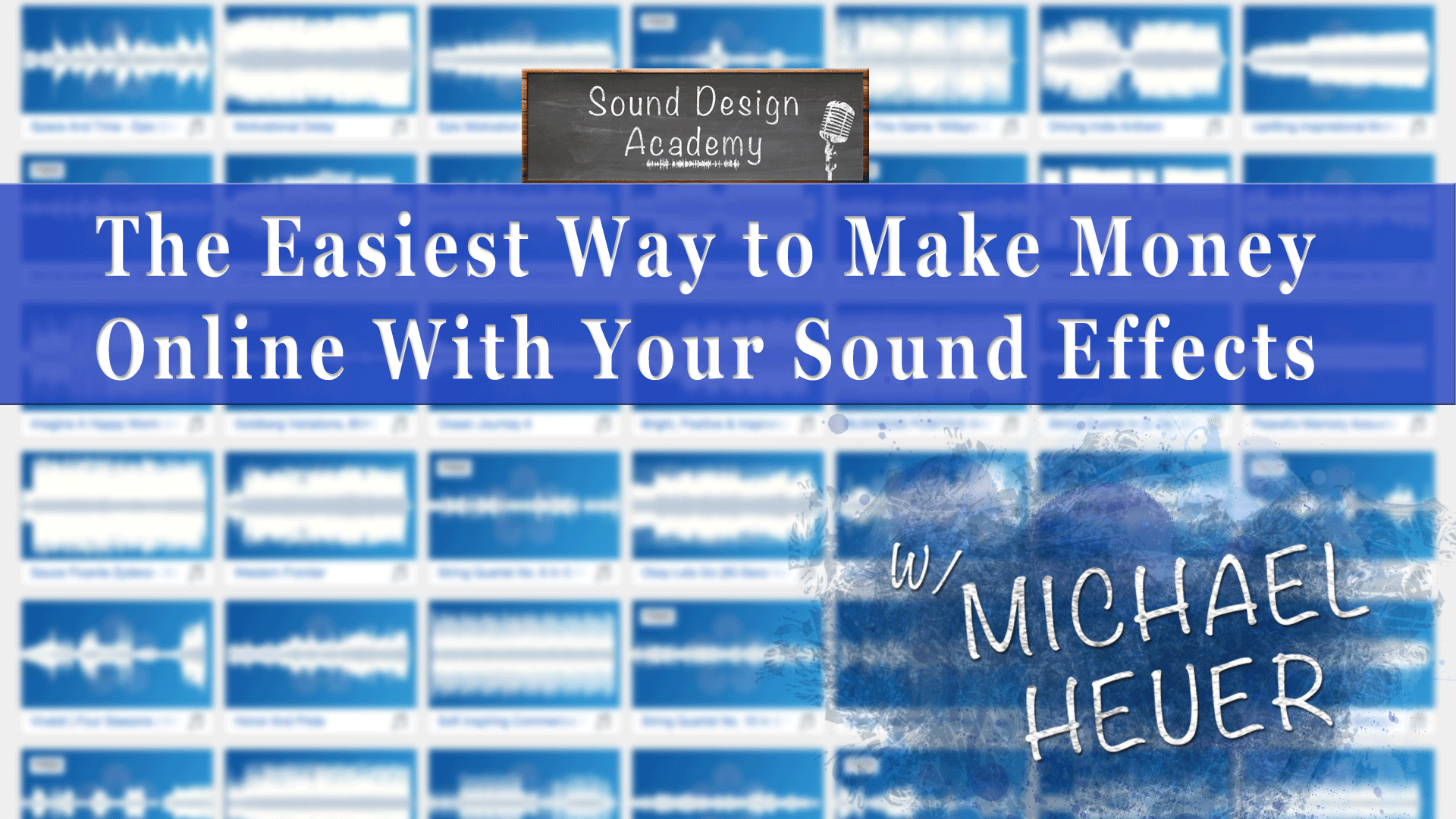 sell sound effects online