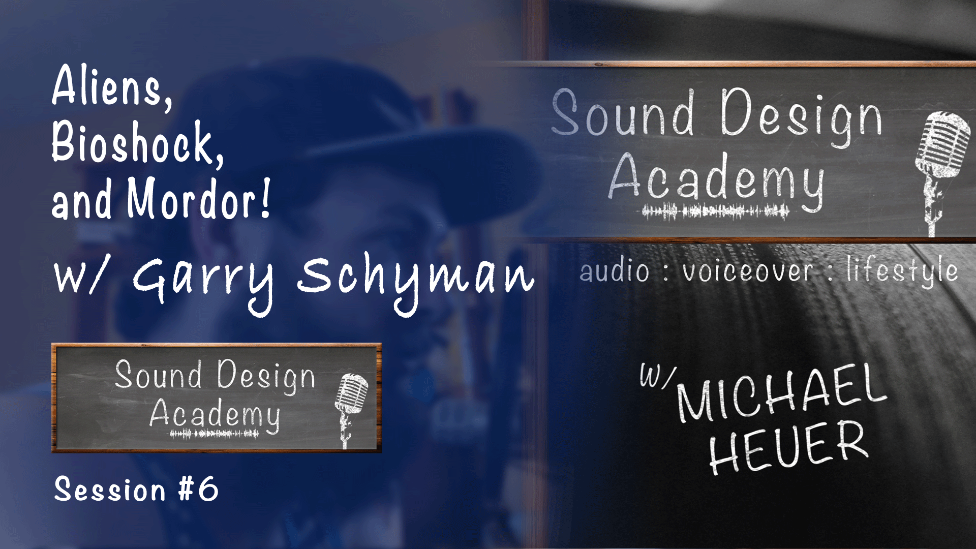 sound design academy podcast session 6 Garry Schyman