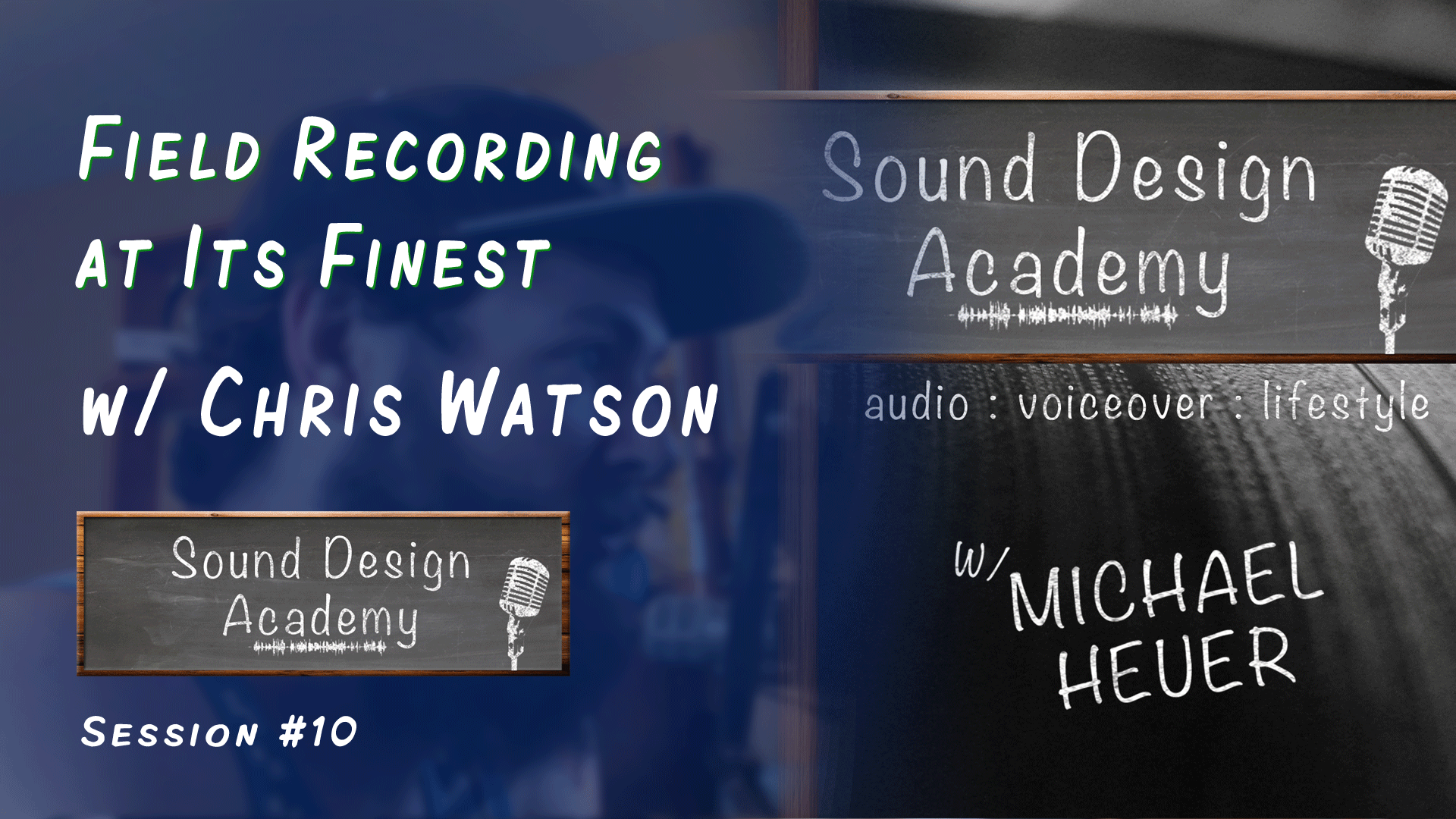 field recordist chris watson interview