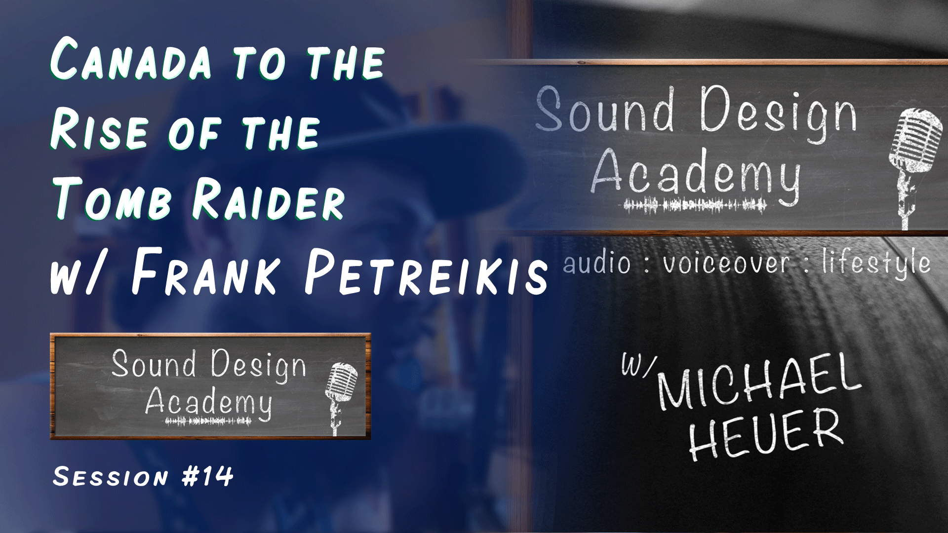 rise of the tomb raider sound designer frank petreikis